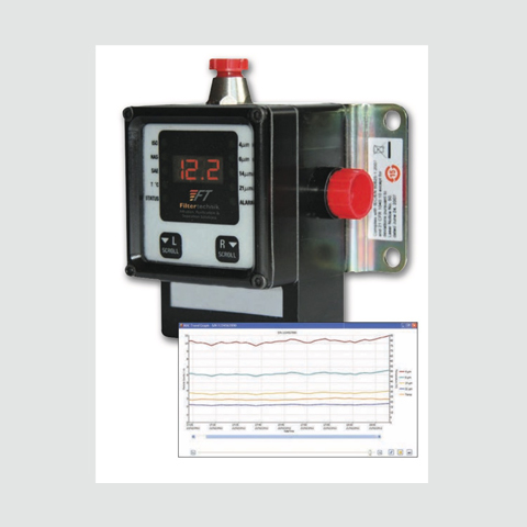 On Line Particle Counter