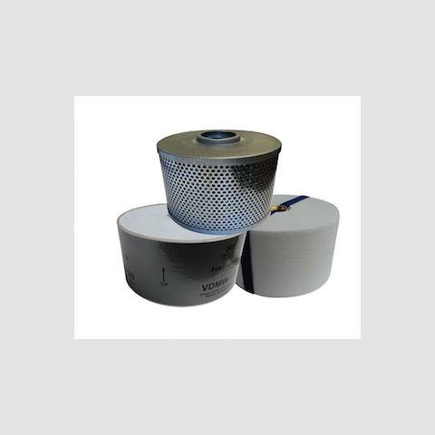 Filter Element For Water And Particulate