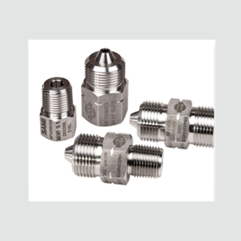 Ultra High Pressure Adaptors